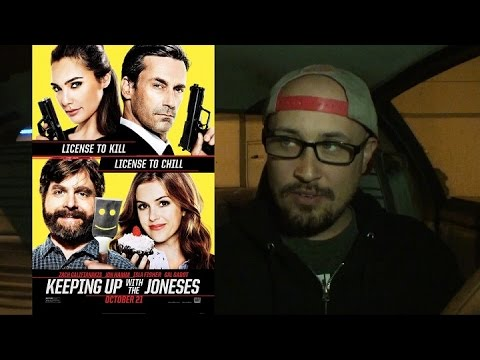 Midnight Screenings - Keeping Up with the Joneses