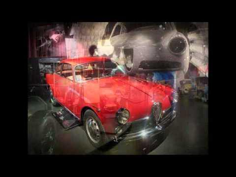 National Automobile Museum Turin Italy, Museo Nazionale dell'Automobile Torino Italia