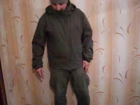 Куртка Gunfighter shark skin softshell jacket - YouTube 2c0f7f47e0
