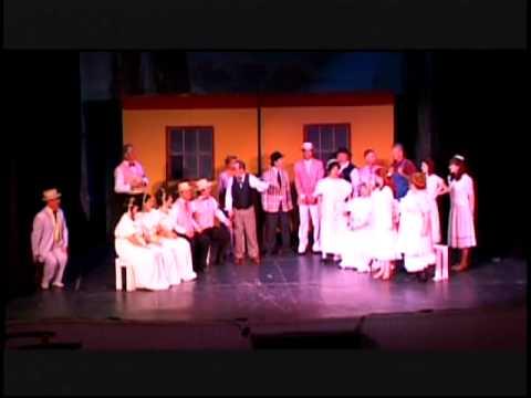 Final Scene Music Man 2 Nevada Civic Light Opera.avi