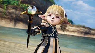 Dissidia Final Fantasy NT - FFXI Shantotto - All Boss Fight Quotes