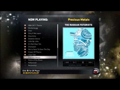 #45 | NBA 2k11 Soundtracks