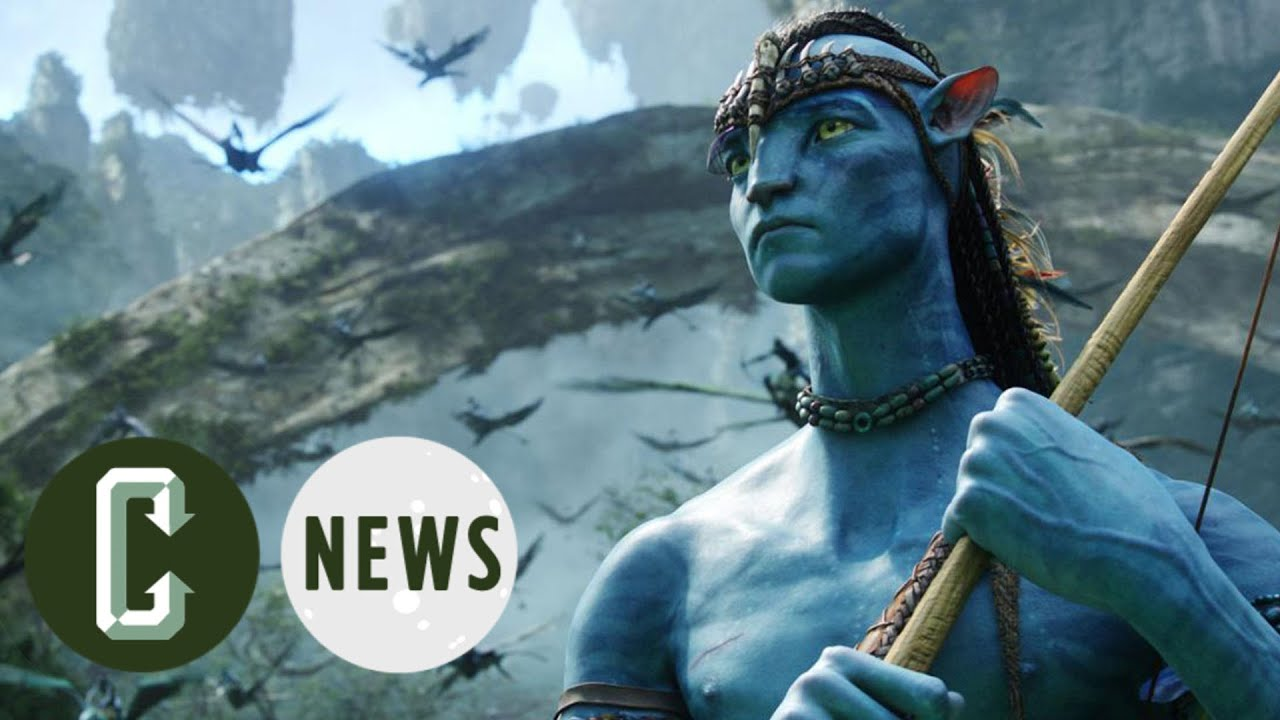 Collider News: James Cameron Announces Four 'Avatar' Sequels