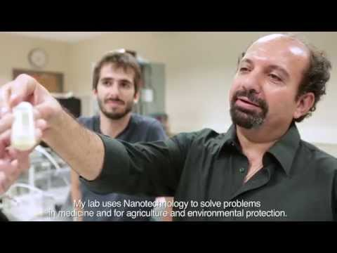 Drs Frank Gu and Hany Aziz - Waterloo Institute for Nanotechnology Researchers