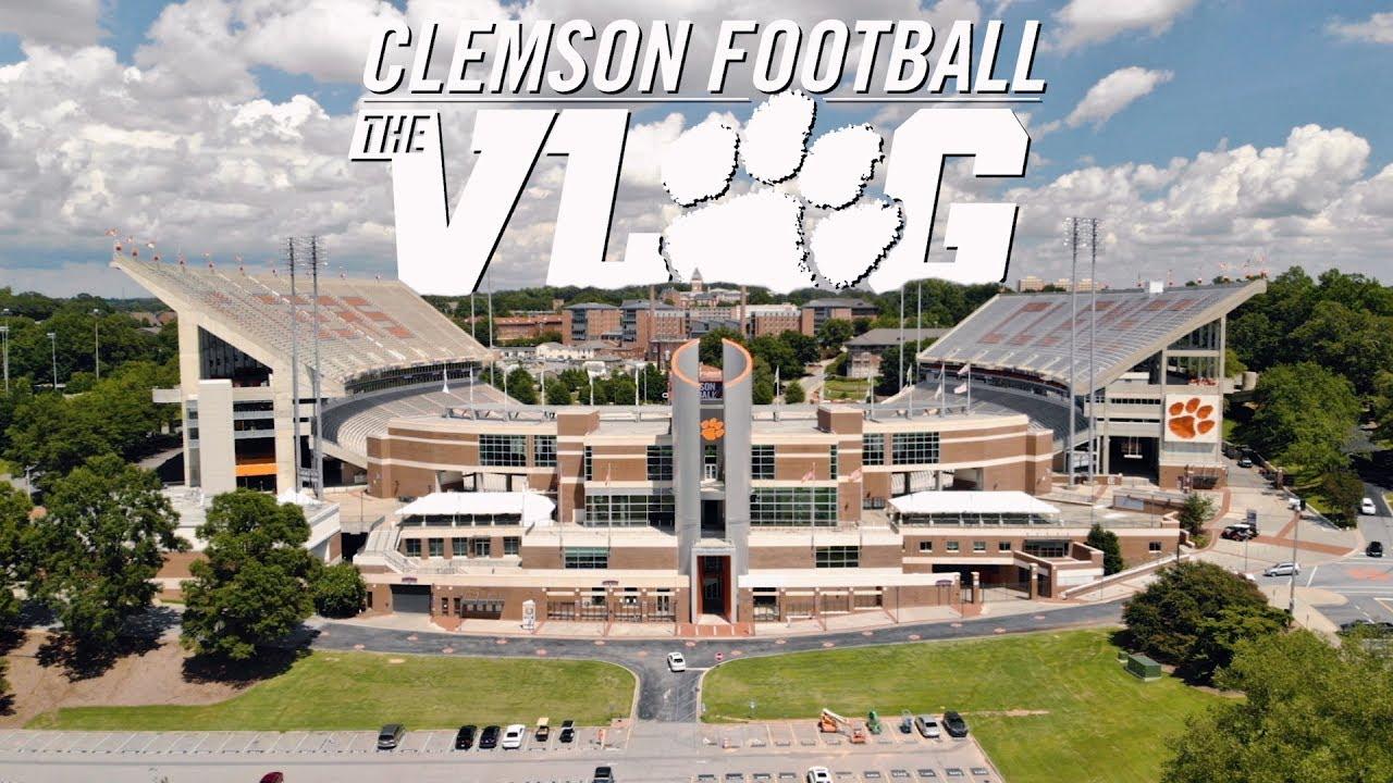 Clemson Football || The Vlog (Season 3, Ep 2)