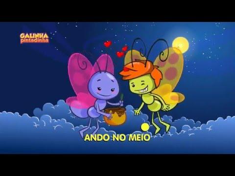 PINTADINHA GALINHA PEQUENINA MUSICA BAIXAR BORBOLETA