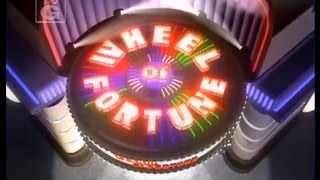 Bigjon's Wheel of Fortune 2003 Game 1