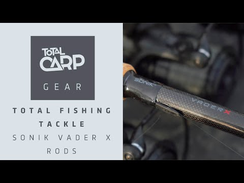 Total Fishing Tackle Sonik Vader X Cork Rods