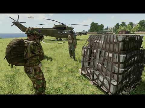 SSG - Operation Union Jack
