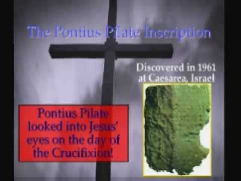 Eyewitnesses of Jesus' Death verified by Archaeological Evidence.wmv