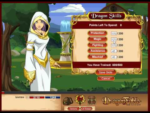 How to Make Dragon Fable Trainer