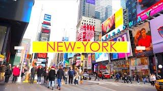 МОИ КАНИКУЛЫ В АМЕРИКЕ | NEW-YORK