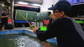 釣過最爽的一次魚卻是在釣蝦場?! FT.張小柚