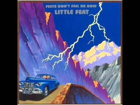 "Little Feat ""Spanish Moon"""