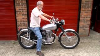 Matchless G80CS 1955 500cc
