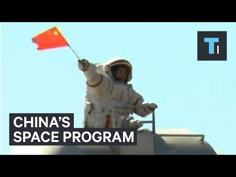 How China could win the space race of the 21st century