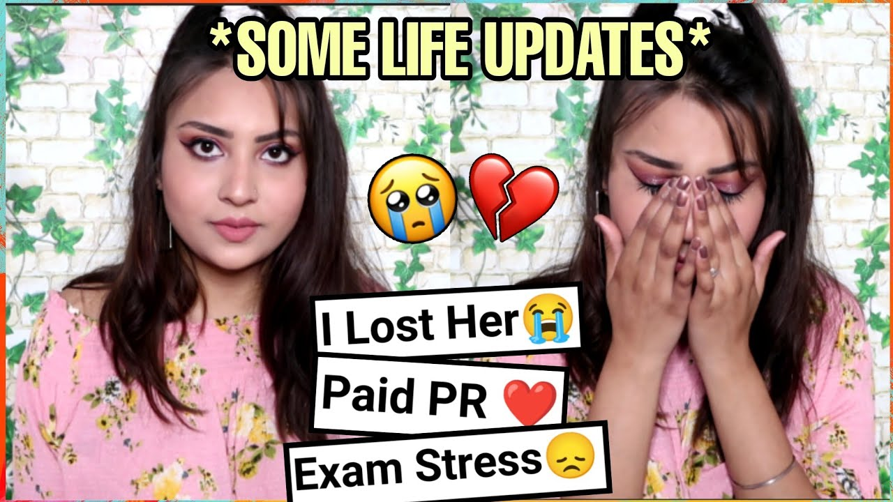 I Lost Her 😭 Her Last Video !! Some Life Updates ! Quirkwithkomal