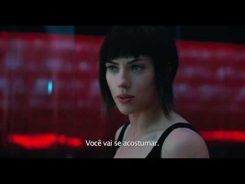A Vigilante do Amanhã - Ghost in the Shell | Social: Forte | LEG | Paramount Brasil