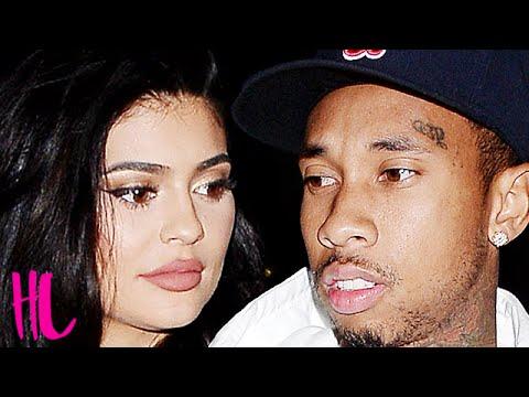 Kylie Jenner & Tyga Stranded After Ferrari Gets Repossessed