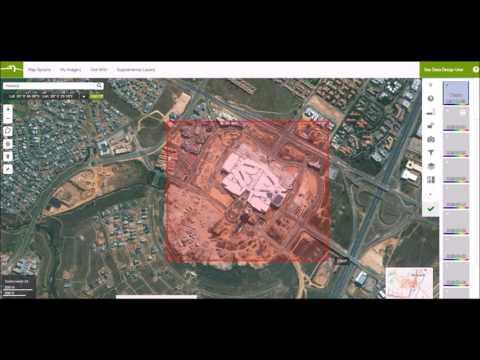 My DigitalGlobe Basemap