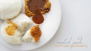 Idli Podi Recipe In Tamil