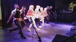 Arab Students' Association Global Village 2018 Debke dance