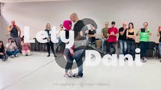 LETY&DANI KIZOMBA - Ninogeshe Dj Valet Remix
