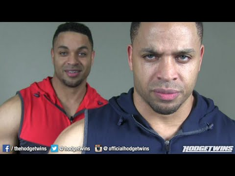 Stupid Bodybuilding Myths @Hodgetwins