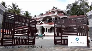 Automatic Doors/Boom barrier & Gates System Dealers in Trivandrum,9633761324