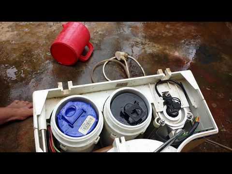 Aquaguard i nova filter candle cleaning method