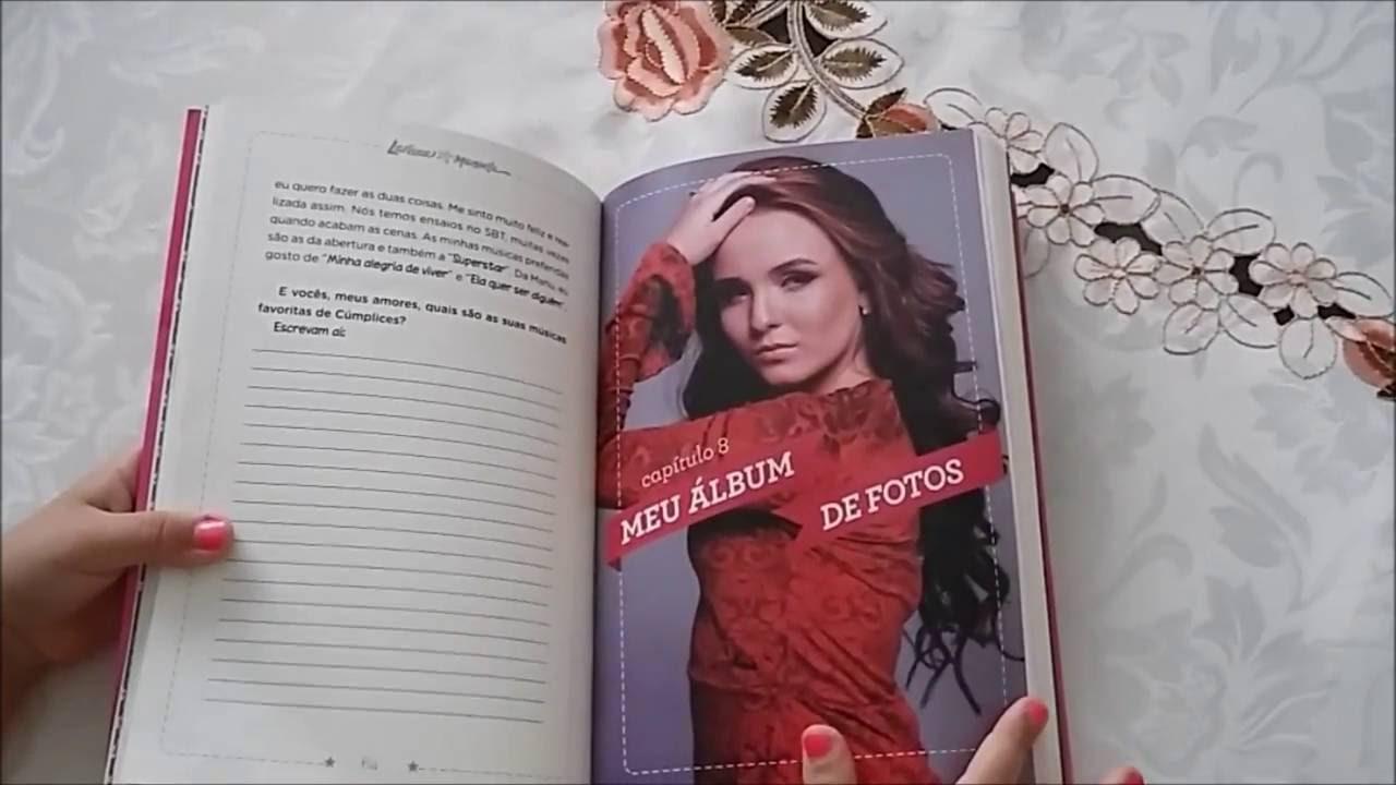 9e81ba3c78c1d Resenha - O Diário de Larissa Manoela - Larissa Manoela - No Mundo ...