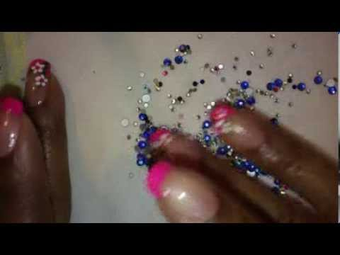HOW I CLEAN / RE-USE  SWAROVSKI CRYSTALS
