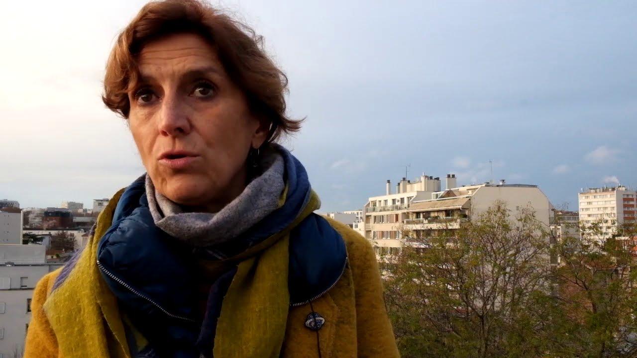 Anne-Marie Heugas présente la politique sportive qu'elle souhaite porter à Est Ensemble