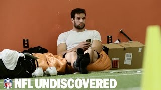Harry Innis Searches For Inspiration (Episode 7) | NFL Undiscovered 2016