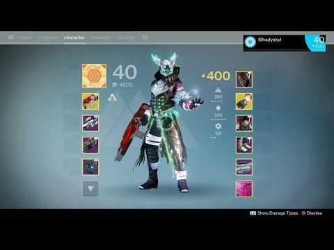 Destiny 1, Nightfall, Warlock Sunsinger, Taniks Perfected (12-10-19)