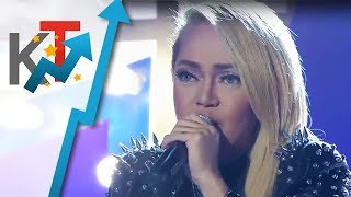 TNT Celebrity Champions Ethel Booba sings 'Help'