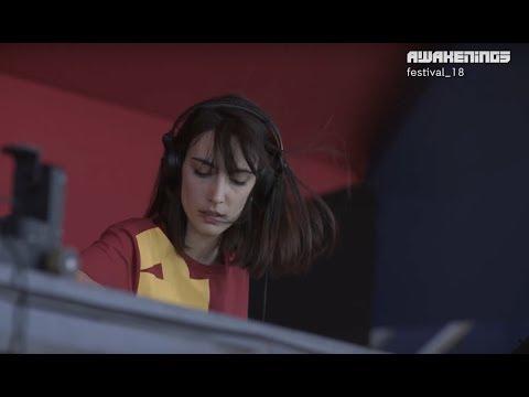 Amelie Lens live at Awakenings Festival 2018