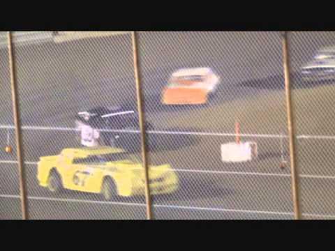 Fall Classic Nevada Speedway USRA Mods B Mods Streets Pure Video