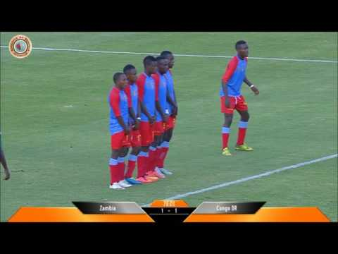Zambia2017 Under-20 Africa Cup™ Official Song — by JK, Ft. Mozegeta, & Wile