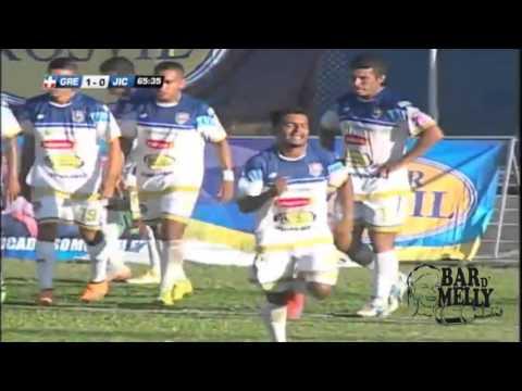 Jornada 4 Grecia vs Jicaral Sercoba Gol Daniel Quirós