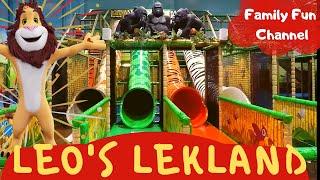 Leos Lekland Family fun playtime at Leo's Indoor Playground - Parco giochi per tutta la famiglia!