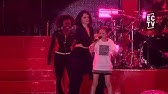 Jessie J - Masterpiece (ft a 10 years old girl picked from the crowd) at Electric Castle, Romania