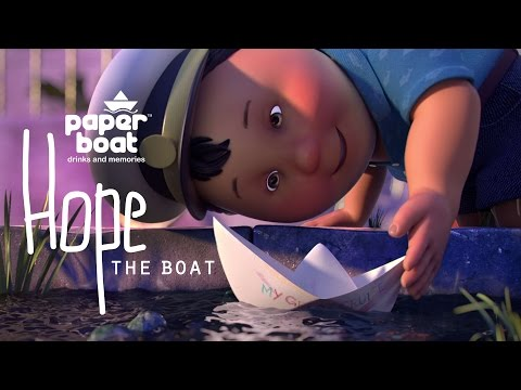 Paper Boat presents Hope, the Boat