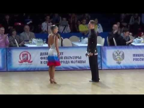 WDSF World Junior II Latin. The Final. Pasodoble.