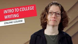 Intro to College Writing Course Overview | Essays | Liberal Arts | Simone Pilon | Berklee Online