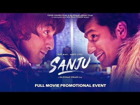 sanju-full-movie-promotional-event-|-ranbir-kapoor,-vicky-kaushal,-raj-kumar-hirani