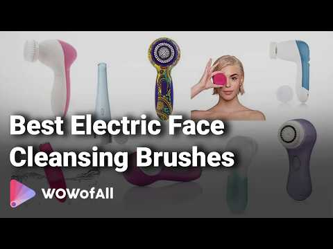 Best Electric Face Cleansing Brushes in India: Complete List with Features,Price Range& Details-2019