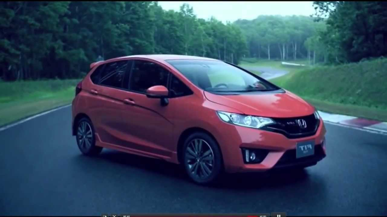 new 2015 honda fit rs us preview youtube. Black Bedroom Furniture Sets. Home Design Ideas