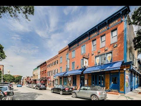 Canton, Baltimore, Maryland