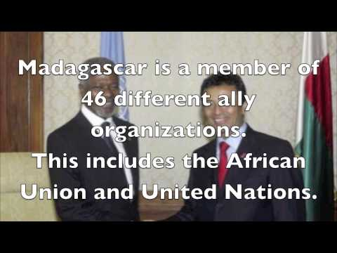 Madagascar Government Project